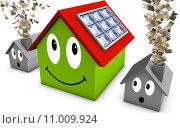 Купить «heat solar ecological inexpensive lasting», фото № 11009924, снято 22 мая 2019 г. (c) PantherMedia / Фотобанк Лори