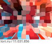 Купить «figured strips of different colors», фото № 11031856, снято 20 марта 2019 г. (c) PantherMedia / Фотобанк Лори