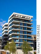 Купить «building house buildings balcony apartments», фото № 11034632, снято 20 октября 2018 г. (c) PantherMedia / Фотобанк Лори