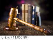 Купить «Legal gavel on a law book », фото № 11050804, снято 6 июля 2020 г. (c) PantherMedia / Фотобанк Лори