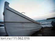 Купить «Boats by the sea», фото № 11062016, снято 19 декабря 2018 г. (c) PantherMedia / Фотобанк Лори