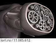 Купить «Human Gears», фото № 11085612, снято 7 апреля 2020 г. (c) PantherMedia / Фотобанк Лори