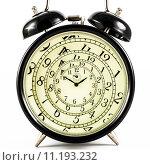 Купить «Hypnotic Clock», фото № 11193232, снято 25 июня 2019 г. (c) PantherMedia / Фотобанк Лори