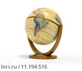 Купить «Antique Globe», фото № 11194516, снято 23 января 2019 г. (c) PantherMedia / Фотобанк Лори