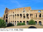 Купить «architecture italy roman rome arena», фото № 11198780, снято 23 марта 2019 г. (c) PantherMedia / Фотобанк Лори