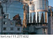Купить «modern architecture building house buildings», фото № 11277632, снято 20 октября 2018 г. (c) PantherMedia / Фотобанк Лори