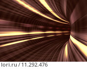 Купить «Tunnel Speed», фото № 11292476, снято 13 декабря 2018 г. (c) PantherMedia / Фотобанк Лори