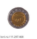 Купить «Canadian dollar, chocolate coins», фото № 11297468, снято 22 июля 2019 г. (c) PantherMedia / Фотобанк Лори