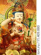 Купить «Kuan Yin traditional chinese statue», фото № 11409880, снято 19 августа 2018 г. (c) PantherMedia / Фотобанк Лори