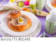 Купить «bright easter egg soup polish», фото № 11452416, снято 23 января 2020 г. (c) PantherMedia / Фотобанк Лори