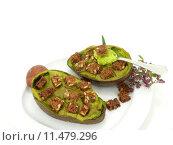 Купить «fruit dessert avocadocreme avocadodessert brotw», фото № 11479296, снято 19 октября 2019 г. (c) PantherMedia / Фотобанк Лори