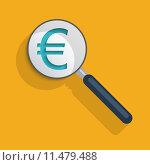 Купить «Euro sign», фото № 11479488, снято 21 ноября 2018 г. (c) PantherMedia / Фотобанк Лори