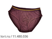 Купить «male underpants», фото № 11480036, снято 18 июня 2019 г. (c) PantherMedia / Фотобанк Лори
