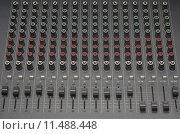 Купить «Sound equalizer», фото № 11488448, снято 16 июля 2018 г. (c) PantherMedia / Фотобанк Лори