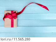 Купить «Подарок», фото № 11565280, снято 18 августа 2015 г. (c) Захар Гончаров / Фотобанк Лори