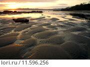 Купить «beach alone sunset rest seaside», фото № 11596256, снято 20 июня 2019 г. (c) PantherMedia / Фотобанк Лори