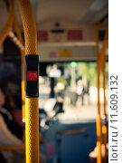 Купить «Public city bus transport», фото № 11609132, снято 25 июня 2019 г. (c) PantherMedia / Фотобанк Лори