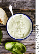 Купить «sauce mexican mexico yogurt avocado», фото № 11614944, снято 19 декабря 2018 г. (c) PantherMedia / Фотобанк Лори