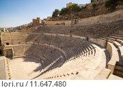 Купить «The Roman Theatre in Amman», фото № 11647480, снято 23 марта 2019 г. (c) PantherMedia / Фотобанк Лори