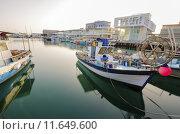 Купить «Old Port, Limassol, Cyprus», фото № 11649600, снято 29 февраля 2020 г. (c) PantherMedia / Фотобанк Лори