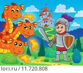 Купить «Dragon topic image 4», иллюстрация № 11720808 (c) PantherMedia / Фотобанк Лори