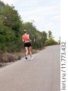 Купить «woman sport fitness sports training», фото № 11773432, снято 22 ноября 2019 г. (c) PantherMedia / Фотобанк Лори