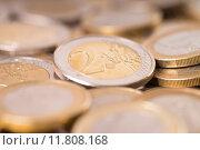 Купить «Euro Coins», фото № 11808168, снято 22 июля 2019 г. (c) PantherMedia / Фотобанк Лори