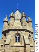 Купить «Cathedral, Evora, Portugal», фото № 11950124, снято 20 сентября 2018 г. (c) PantherMedia / Фотобанк Лори