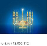 Купить «happy hanukkah», иллюстрация № 12055112 (c) PantherMedia / Фотобанк Лори