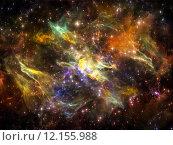 Купить «Inner Life of Cosmos», фото № 12155988, снято 24 января 2019 г. (c) PantherMedia / Фотобанк Лори