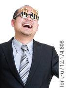 Купить «Happy billionaire», фото № 12174808, снято 22 июля 2019 г. (c) PantherMedia / Фотобанк Лори