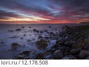 Купить «Maspalomas rocky shore», фото № 12178508, снято 26 июня 2019 г. (c) PantherMedia / Фотобанк Лори