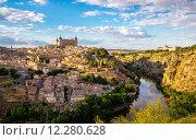 Купить «Toledo Cityscape Spain», фото № 12280628, снято 19 июня 2019 г. (c) PantherMedia / Фотобанк Лори