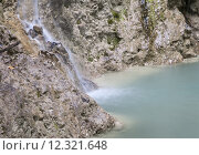 Купить «waterfall croatia slap adriak ste», фото № 12321648, снято 26 мая 2019 г. (c) PantherMedia / Фотобанк Лори