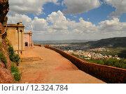 Купить «Mausoleum on Cerro de la Bufa, Zacatecas, Mexico», фото № 12324784, снято 21 октября 2018 г. (c) PantherMedia / Фотобанк Лори