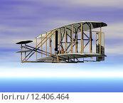 Купить «airplane plane aircraft aviation aeroplane», фото № 12406464, снято 24 февраля 2020 г. (c) PantherMedia / Фотобанк Лори
