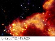 Купить «old nebula», фото № 12419620, снято 27 июня 2019 г. (c) PantherMedia / Фотобанк Лори