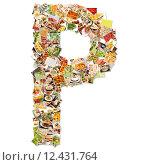 Купить «Letter P», фото № 12431764, снято 20 сентября 2019 г. (c) PantherMedia / Фотобанк Лори