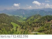 Купить «alps bavaria chiemsee chiemgau hochfelln», фото № 12432316, снято 22 апреля 2019 г. (c) PantherMedia / Фотобанк Лори