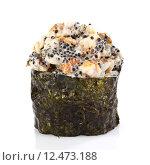 Купить «Sushi rolls», фото № 12473188, снято 18 июня 2019 г. (c) PantherMedia / Фотобанк Лори