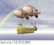 Купить «travel adventure balloon aviation tear», фото № 12513000, снято 24 февраля 2020 г. (c) PantherMedia / Фотобанк Лори