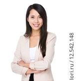 Купить «Businesswoman», фото № 12542148, снято 26 июня 2019 г. (c) PantherMedia / Фотобанк Лори