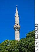 Фрагмент мечети в городе Мостар, Босния и Герцеговина (2015 год). Стоковое фото, фотограф Дмитрий Девин / Фотобанк Лори