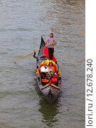 Купить «Венеция. Италия.», фото № 12678240, снято 14 августа 2015 г. (c) Кирпинев Валерий / Фотобанк Лори