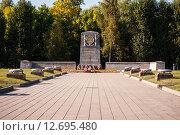 Воинское кладбище Дачное.Санкт-Петербург (2015 год). Редакционное фото, фотограф Katerina Uno / Фотобанк Лори