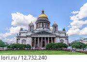 Исаакиевский собор (2014 год). Стоковое фото, фотограф ТАЙ ТХАН / Фотобанк Лори
