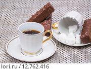 Купить «Кофейные чашки», фото № 12762416, снято 16 сентября 2015 г. (c) Алёшина Оксана / Фотобанк Лори