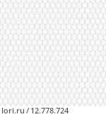 Непрерывный фон из ромбиков закрашенных серым градиентом. Стоковая иллюстрация, иллюстратор Postolatii Natalia / Фотобанк Лори