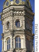 Знаменская церковь. Стоковое фото, фотограф Илья Хаскин / Фотобанк Лори