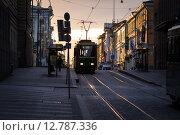 Хельсинки. Утро (2015 год). Редакционное фото, фотограф Илларионов Андрей / Фотобанк Лори